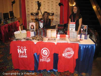 CPAC TownHall Booth